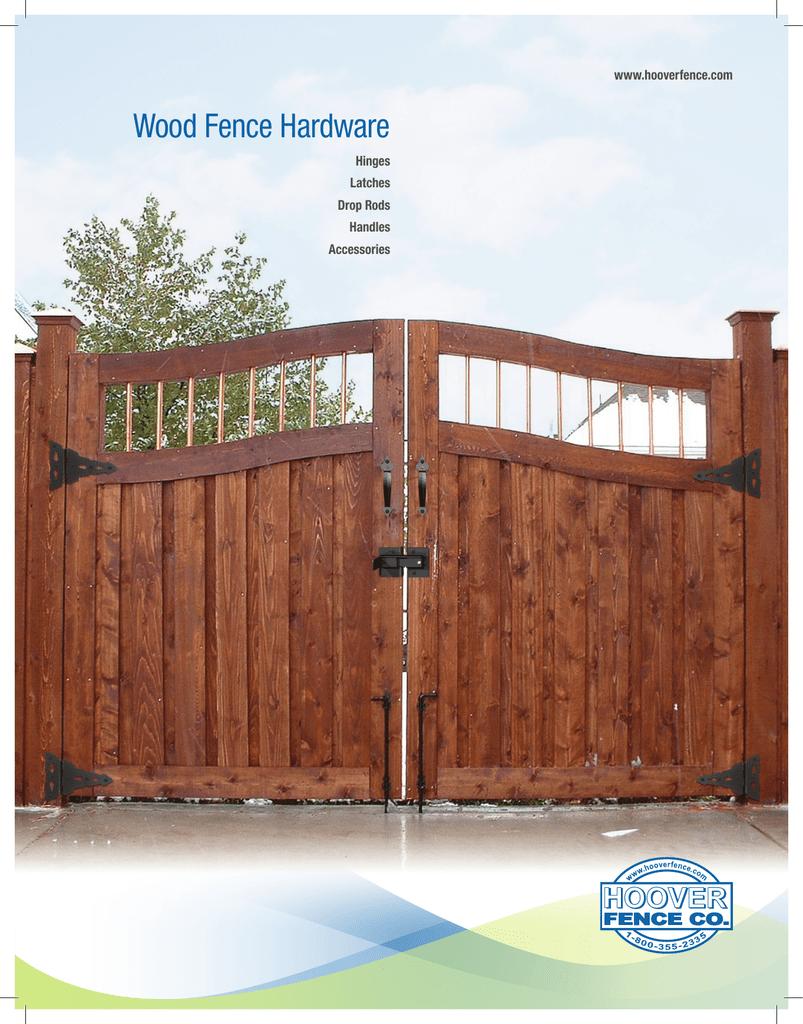 hfc wood gate hardware sample catalog | manualzz com