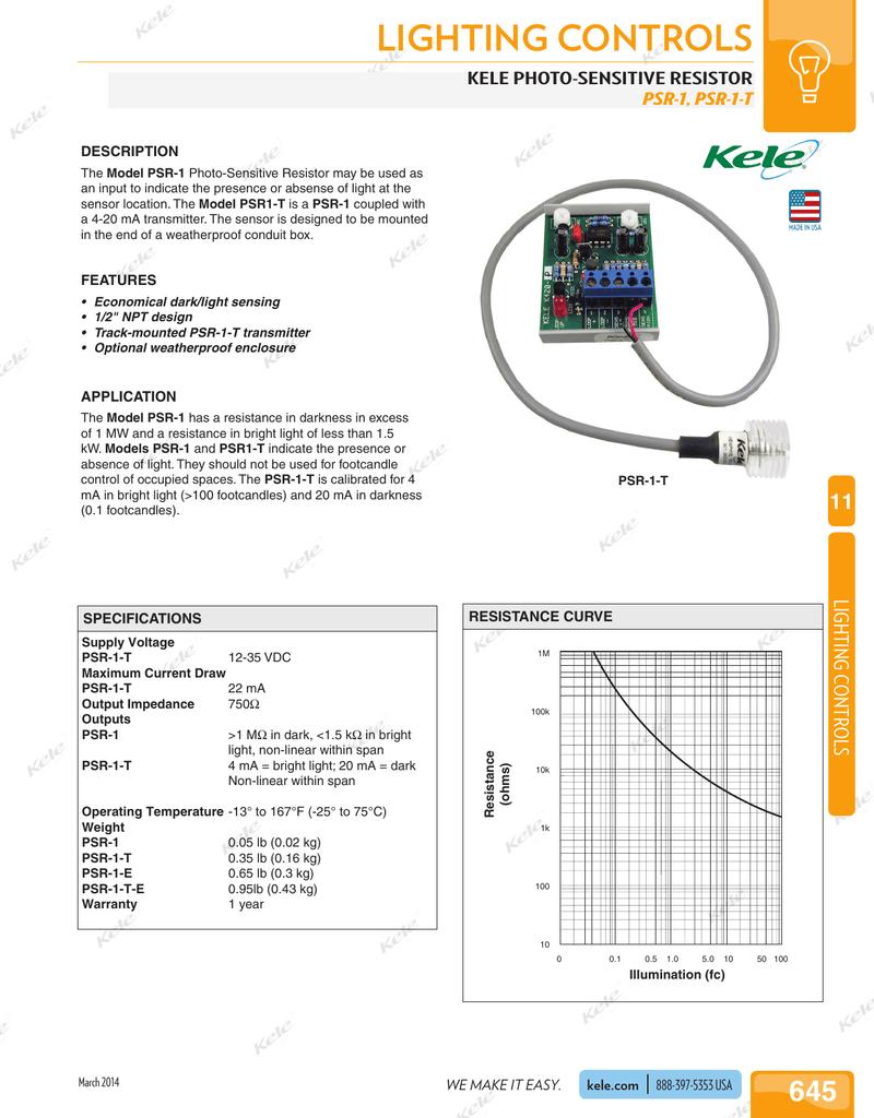 PSR-1, PSR-1-T Catalog Page | manualzz com