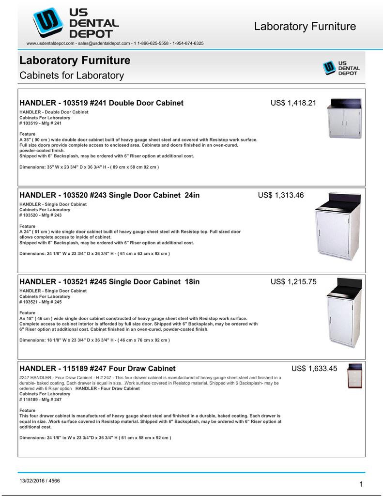 Laboratory Furniture All Pdf Manualzz
