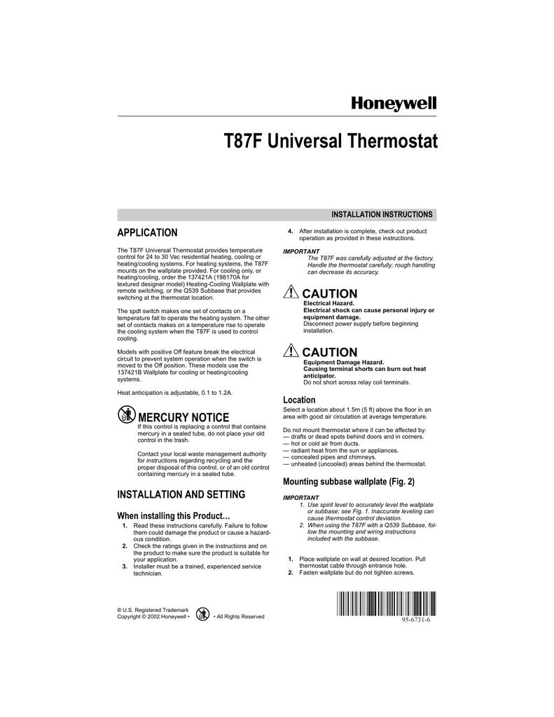 PDF Operating Install Instructions | manualzz com