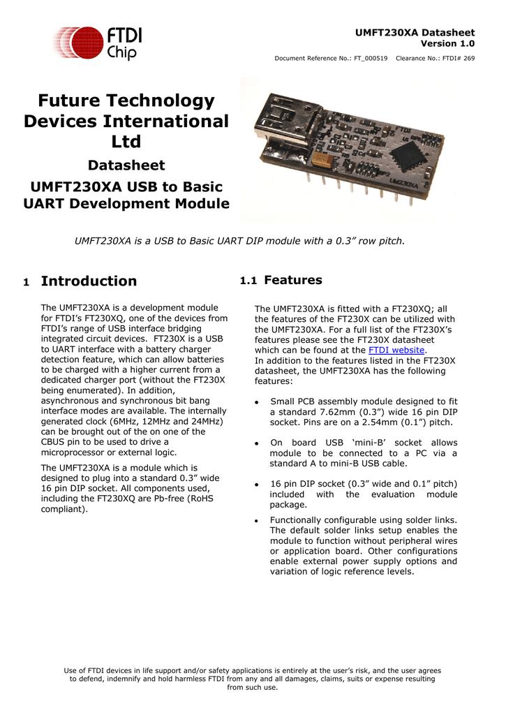 UMFT230XA | manualzz com