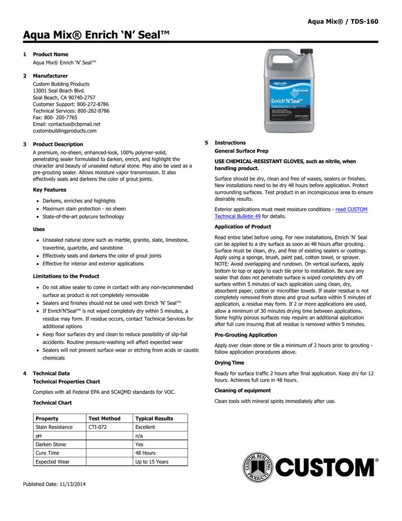Aqua Mix® / TDS160 | manualzz com