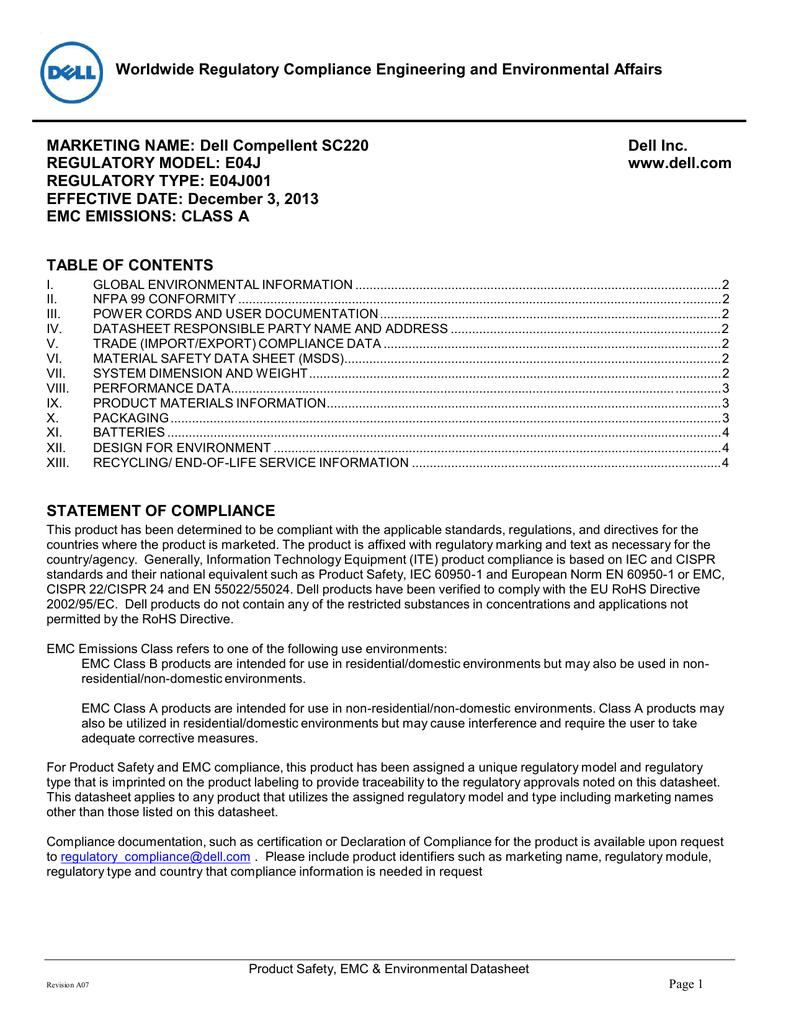Dell Compellent SC220 | manualzz com