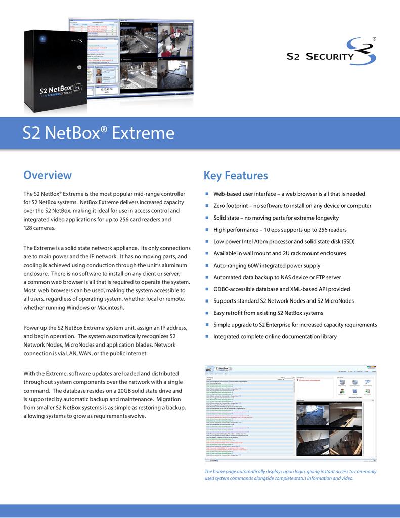 S2 NetBox Extreme datasheet   manualzz com
