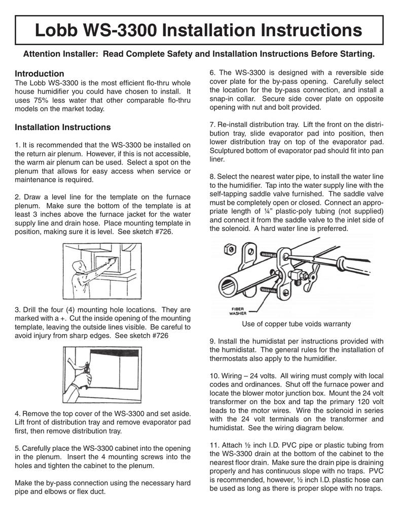 lobb ws 3300 owners manual manualzzcom