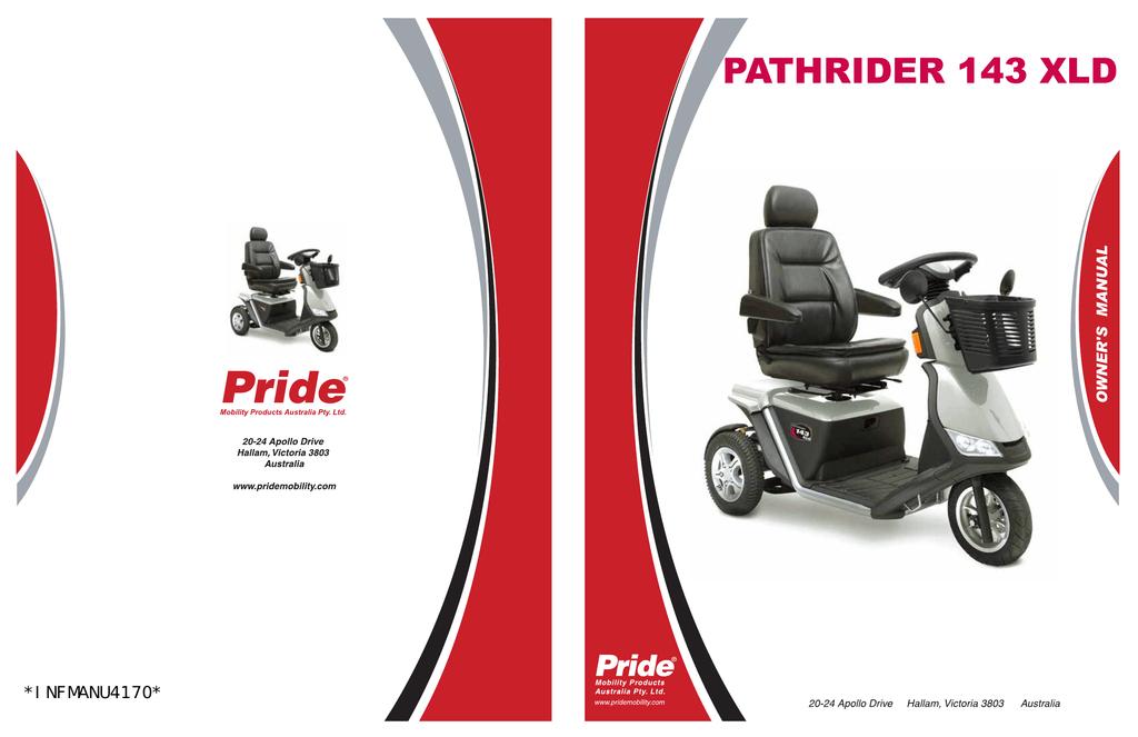 Pathrider 143 XLD | manualzz com
