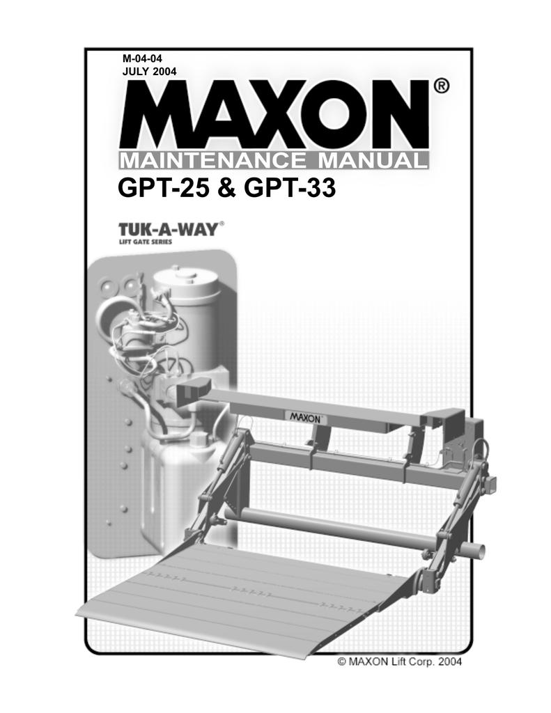 Maxon Performance Fan Wiring Diagram