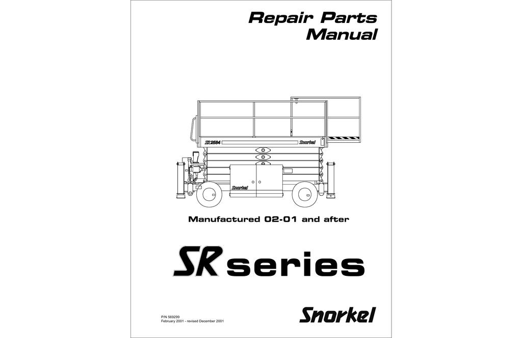 [DIAGRAM_5UK]  series Repair Parts Manual Manufactured 02-01 and after | Manualzz | Kubota Df750 Engine Parts Diagram |  | manualzz
