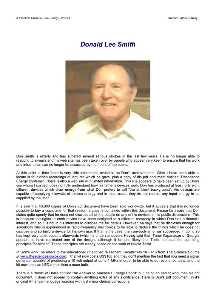 Don_Smith.pdf | Manualzz