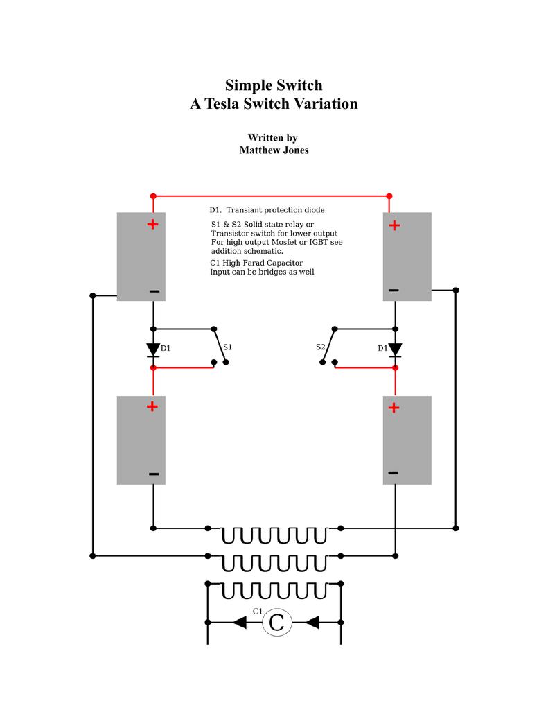 Ts Guide Part 1pdf The Tesla Switch