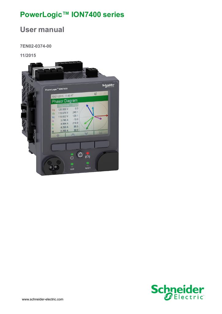 ION7400_user_manual_7EN02-0374-00.pdf | Manualzz
