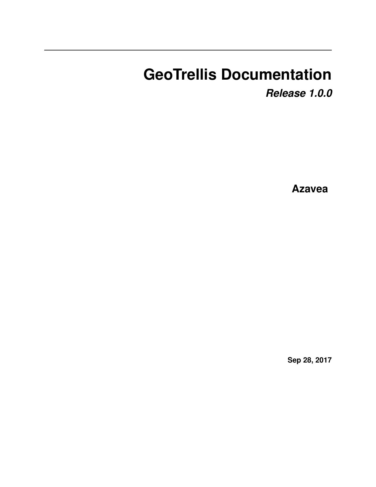 GeoTrellis Documentation | manualzz com