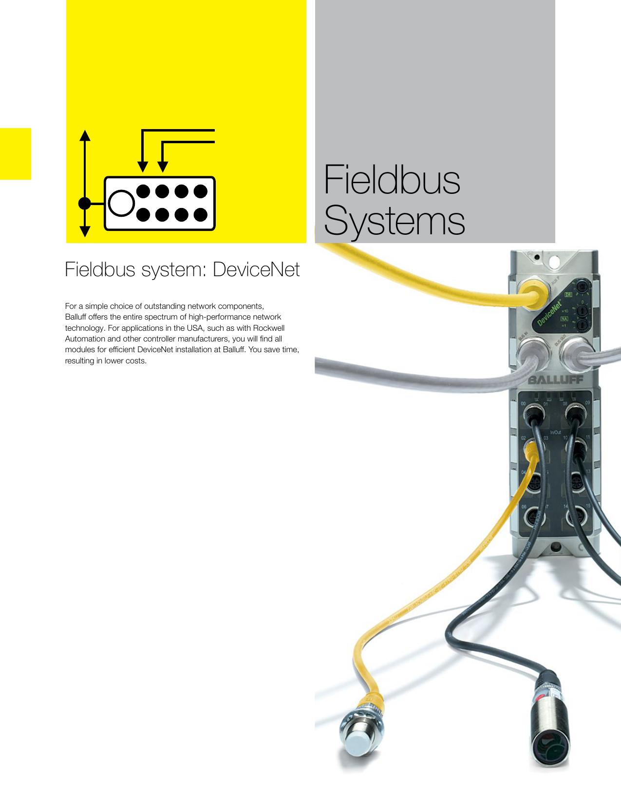 Fieldbus Systems | manualzz.com on