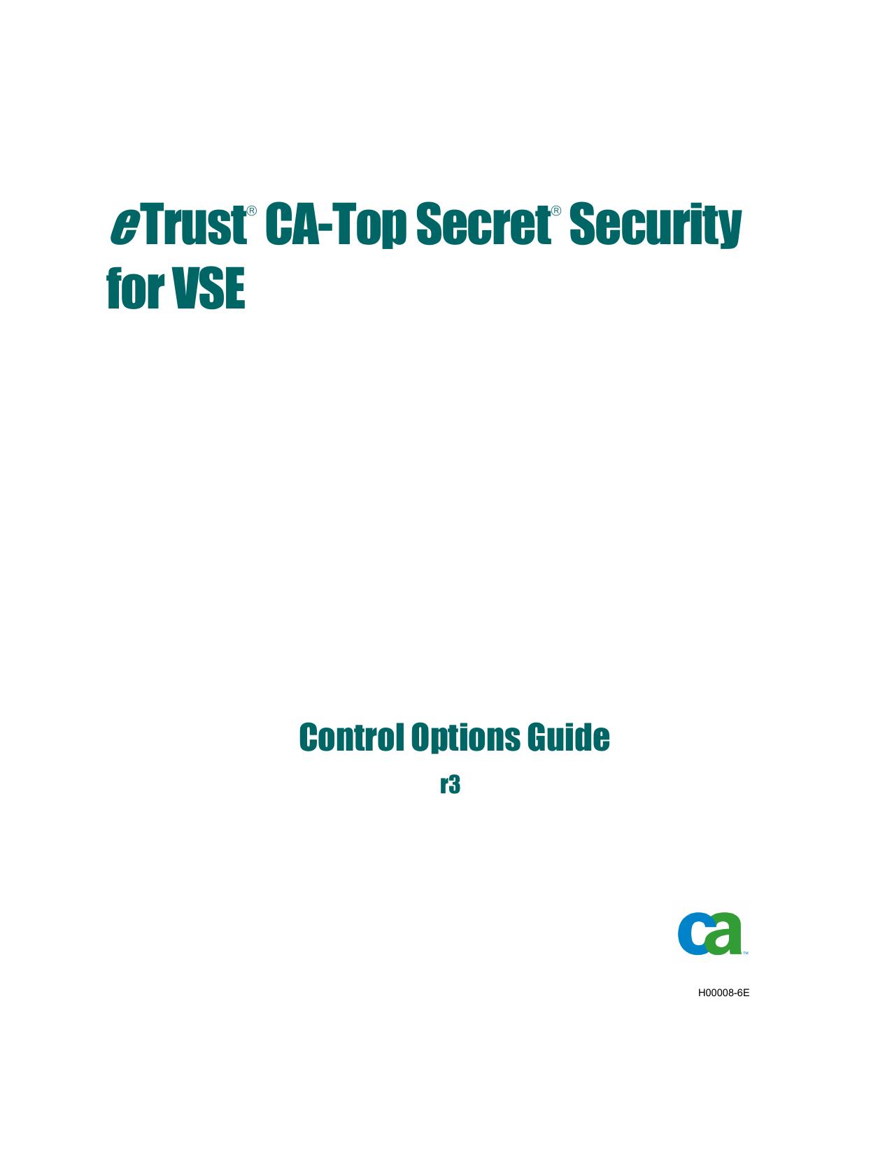 Ca-topsecret to os/390 security server migration guide | ibm redbooks.