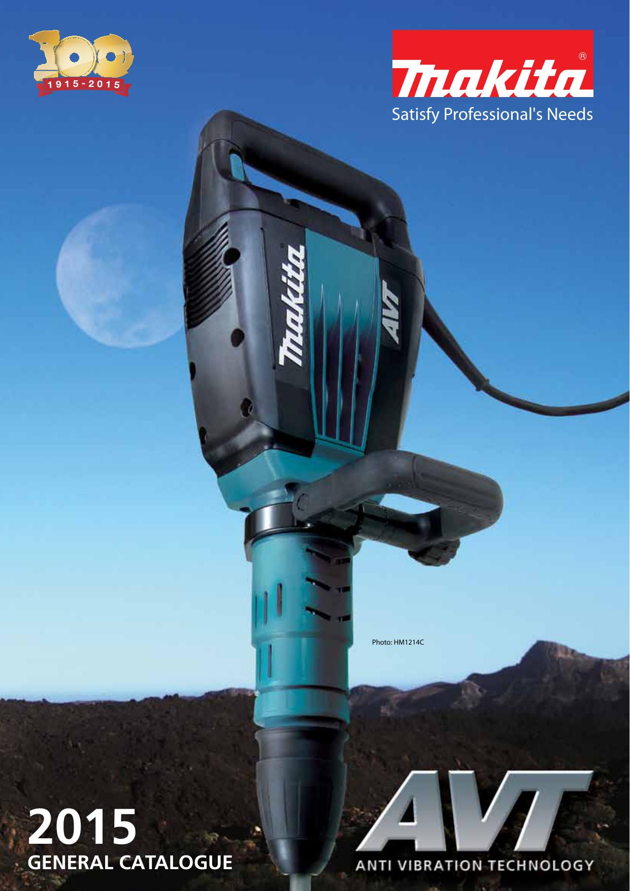 Multi-Colour Makita D-00290 Bit for SDS Plus Hammers 16mm