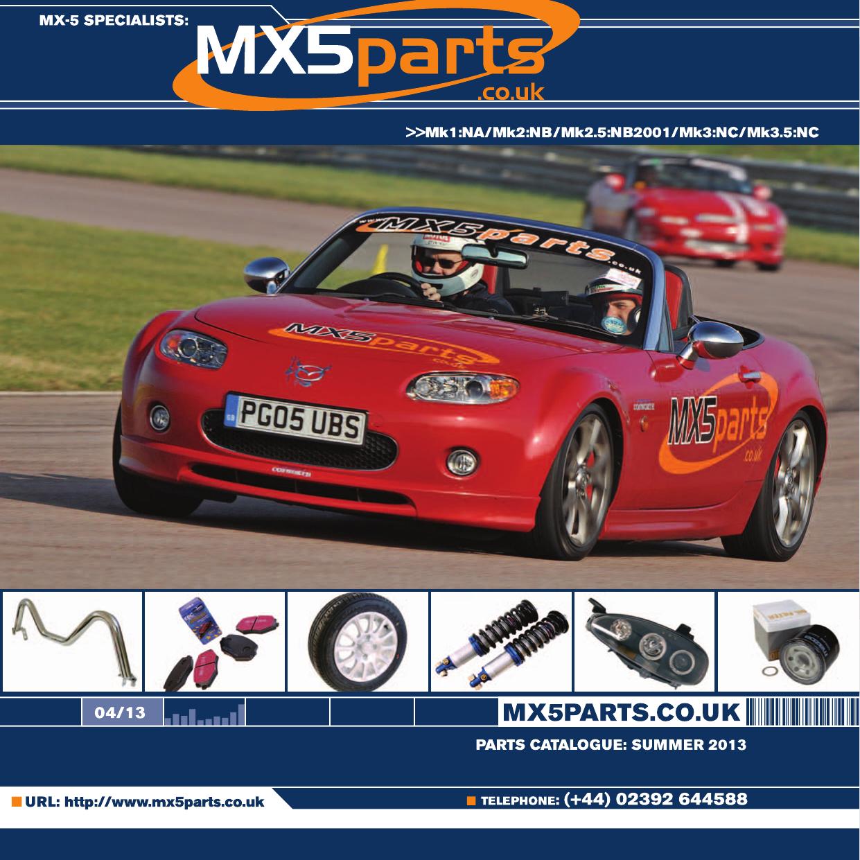 Mazda MX5 MK1 1.8 /& MK2 1.8 Exedy 4 Piece Clutch Kit inc Spiggot Bearing 93/>05