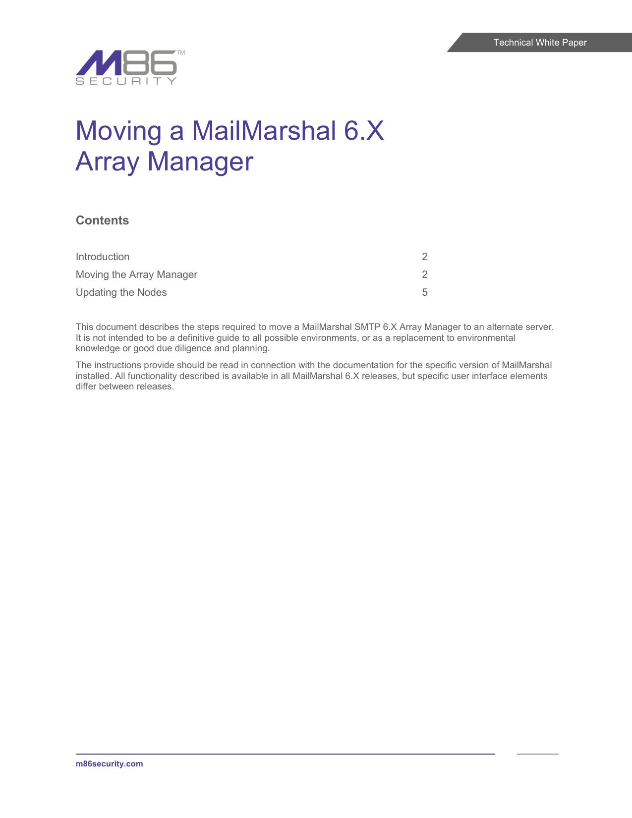 mailmarshal