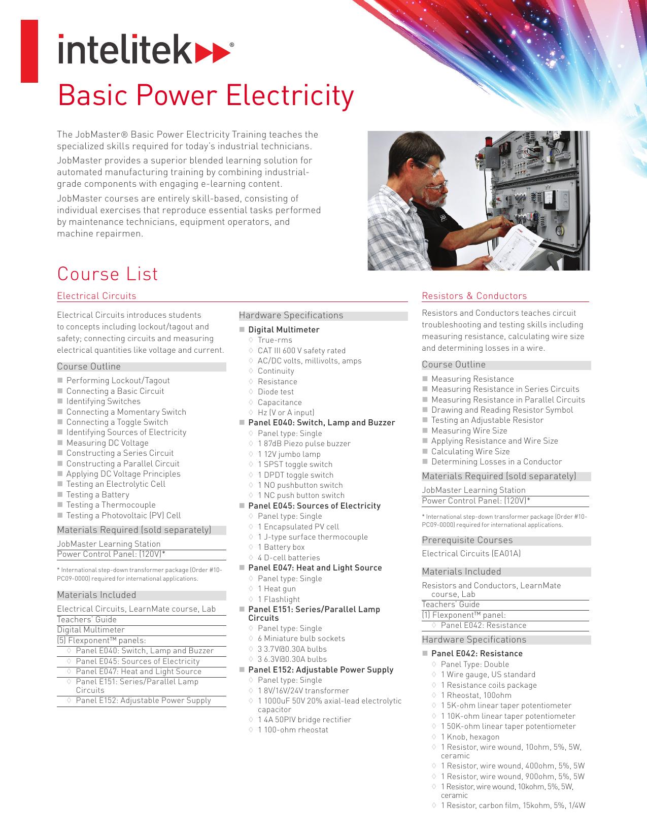 Basic Power Electricity   manualzz com