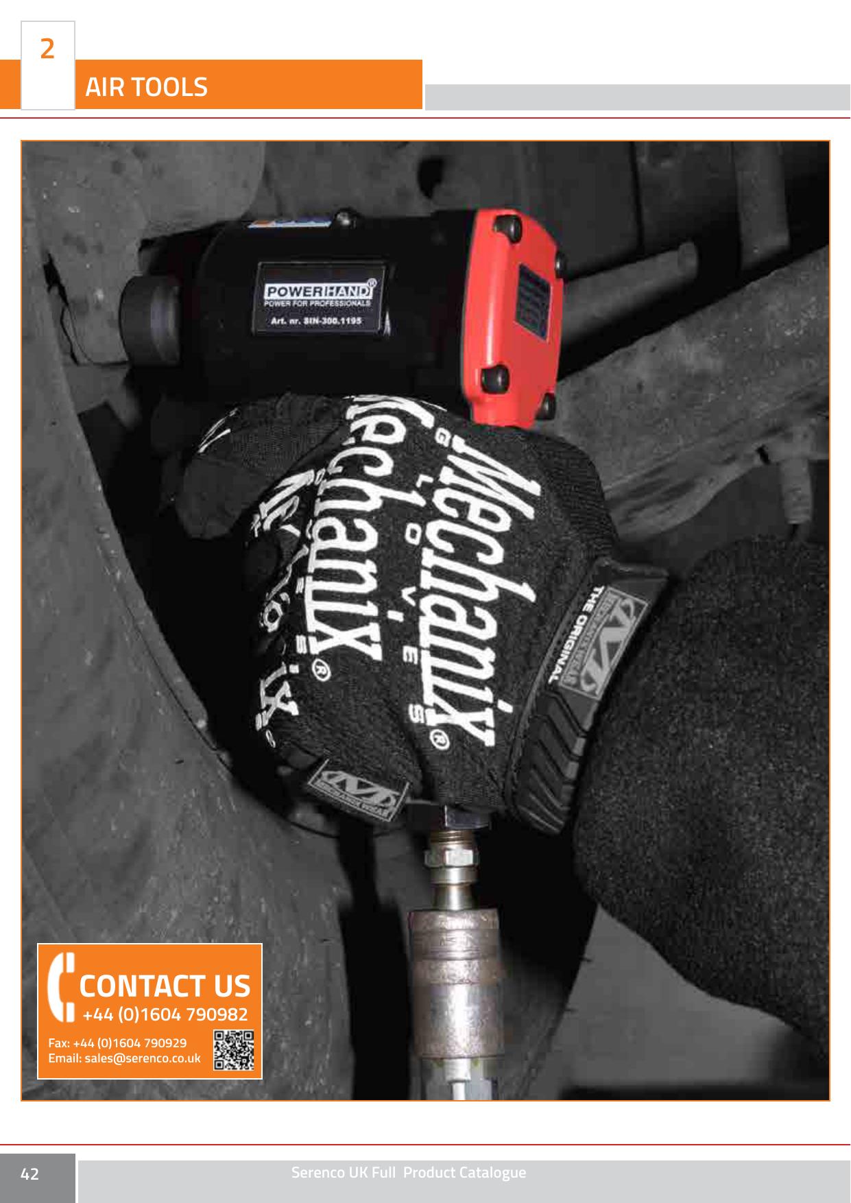 PCL 10 mm Mini Air Straight Drill High Powered Compact Design Air Tool APT904