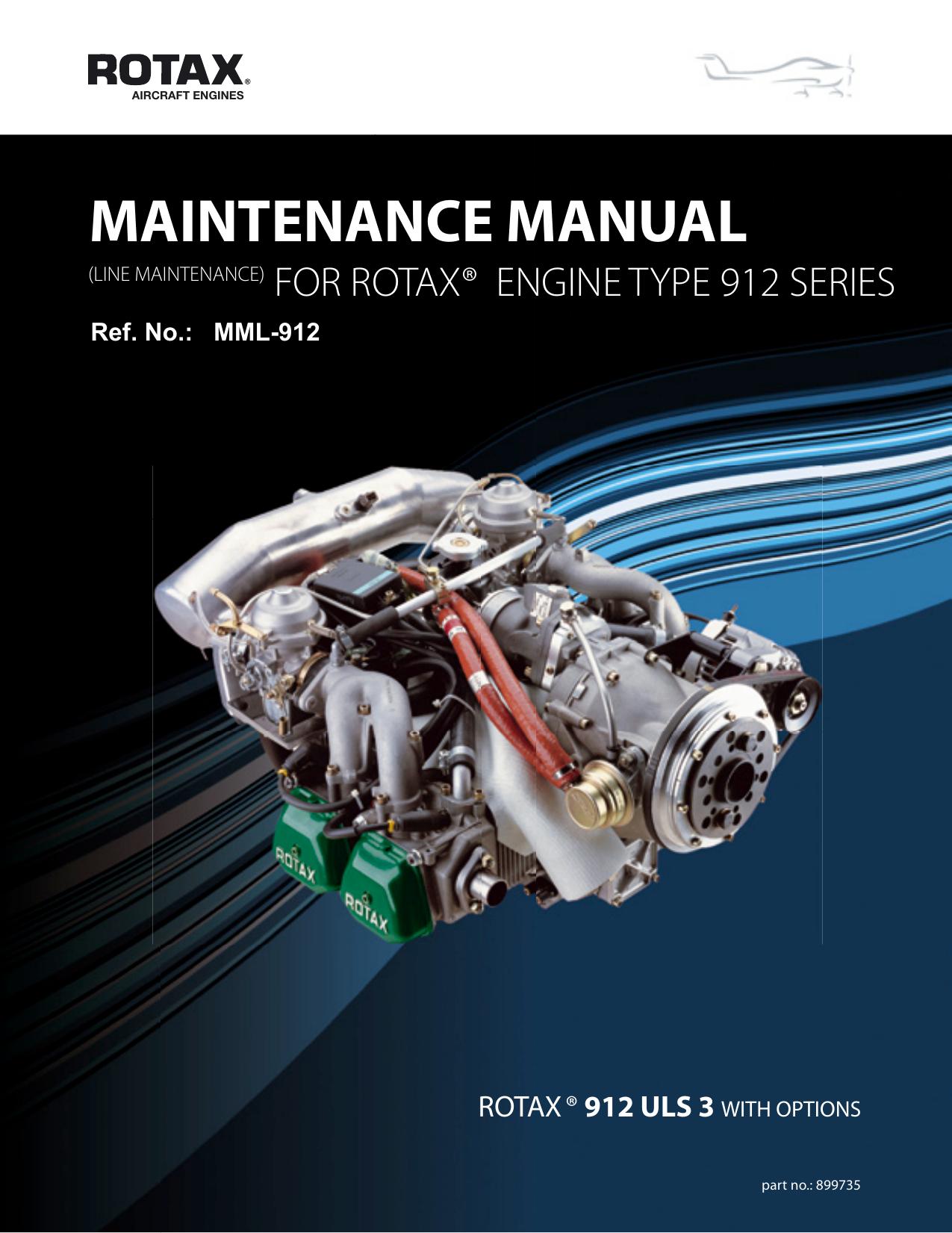 912ULS Maintenance Manual