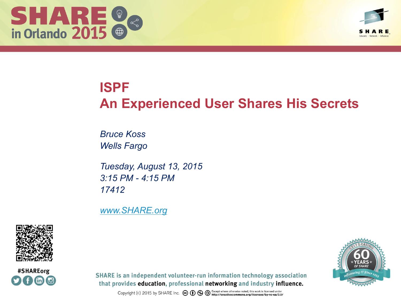 ISPF An Experienced User Shares His Secrets | manualzz com