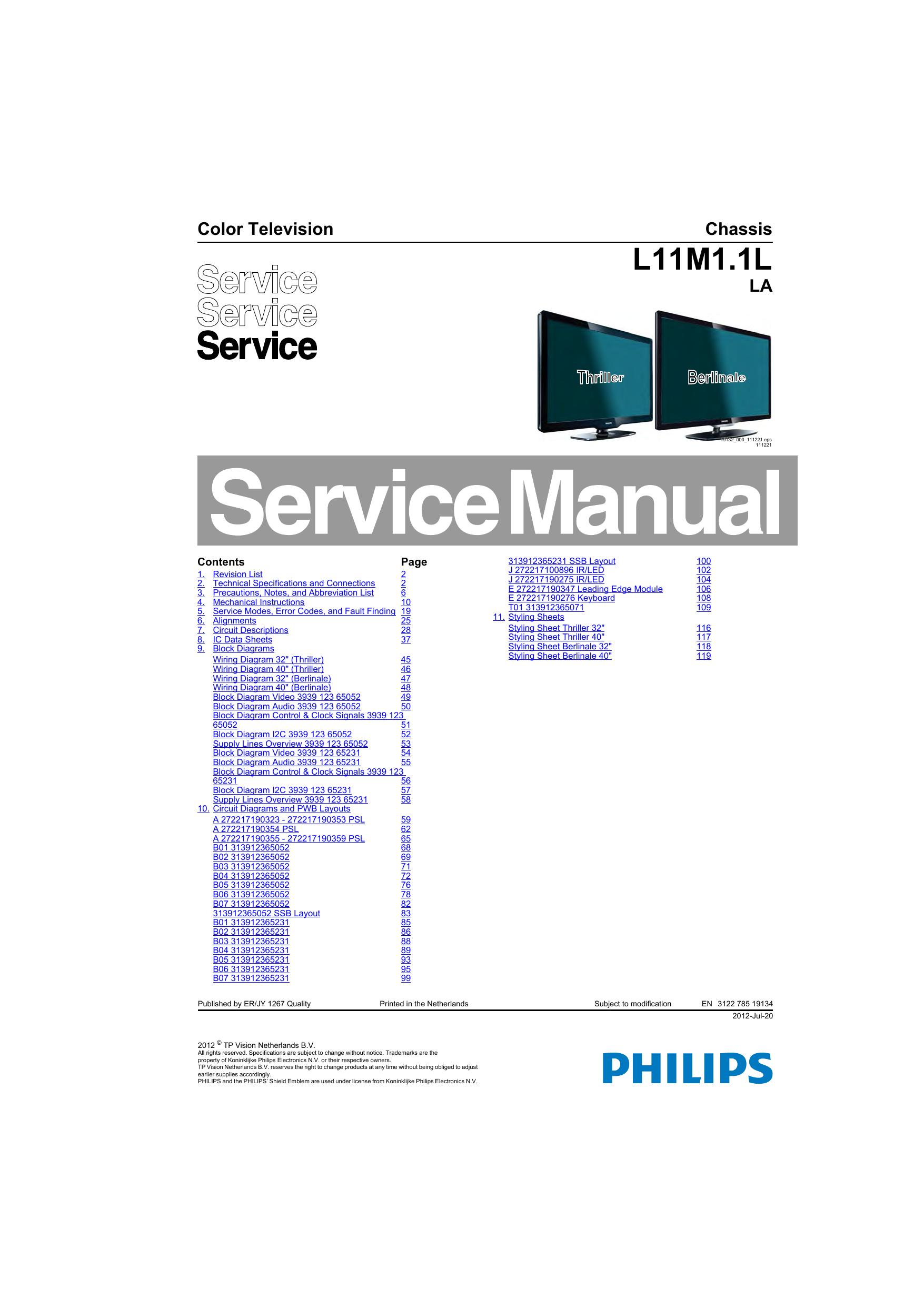 L11M1 1L LA, 3122 785 19134, 120720 | manualzz com