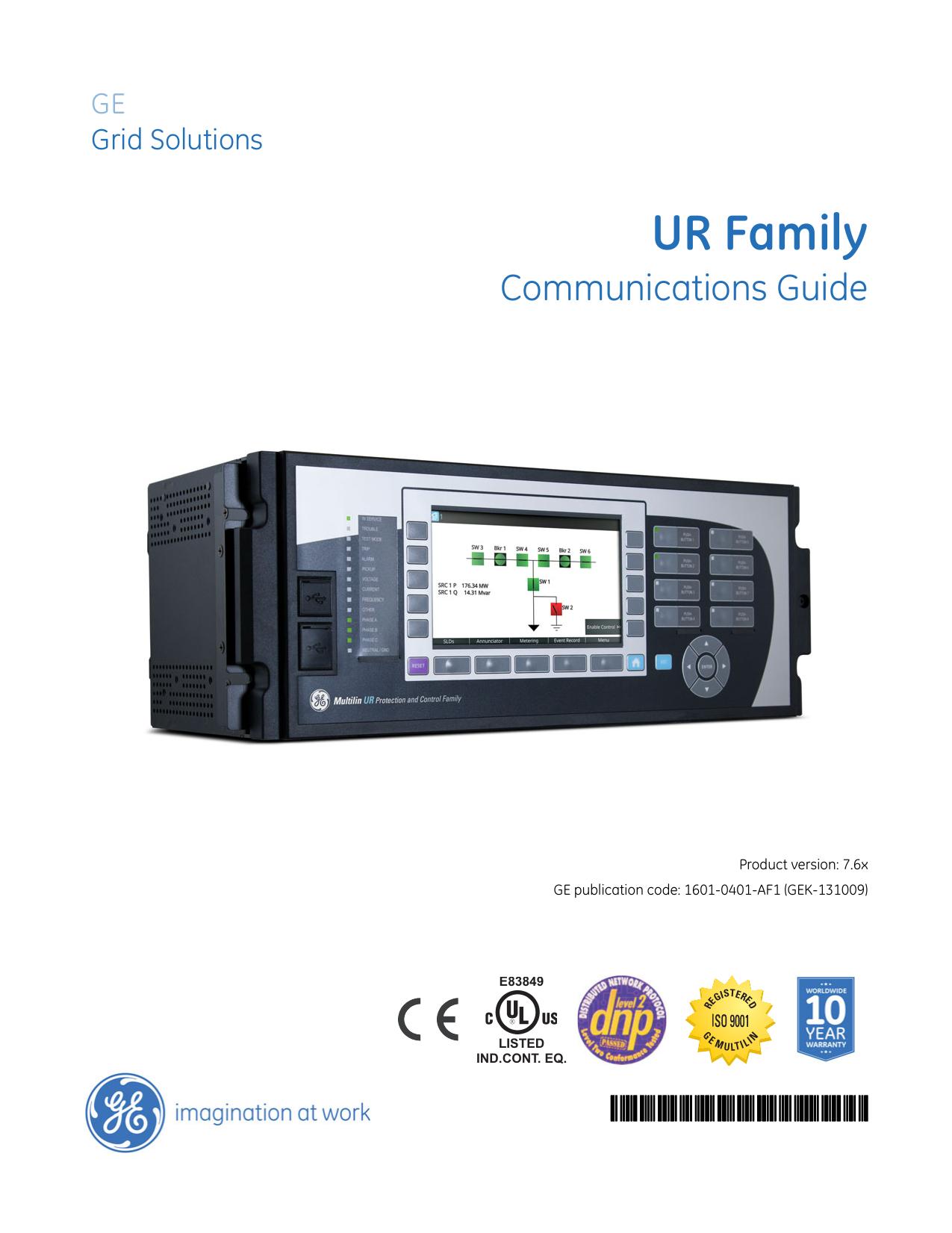 UR Family Communications Guide | manualzz com