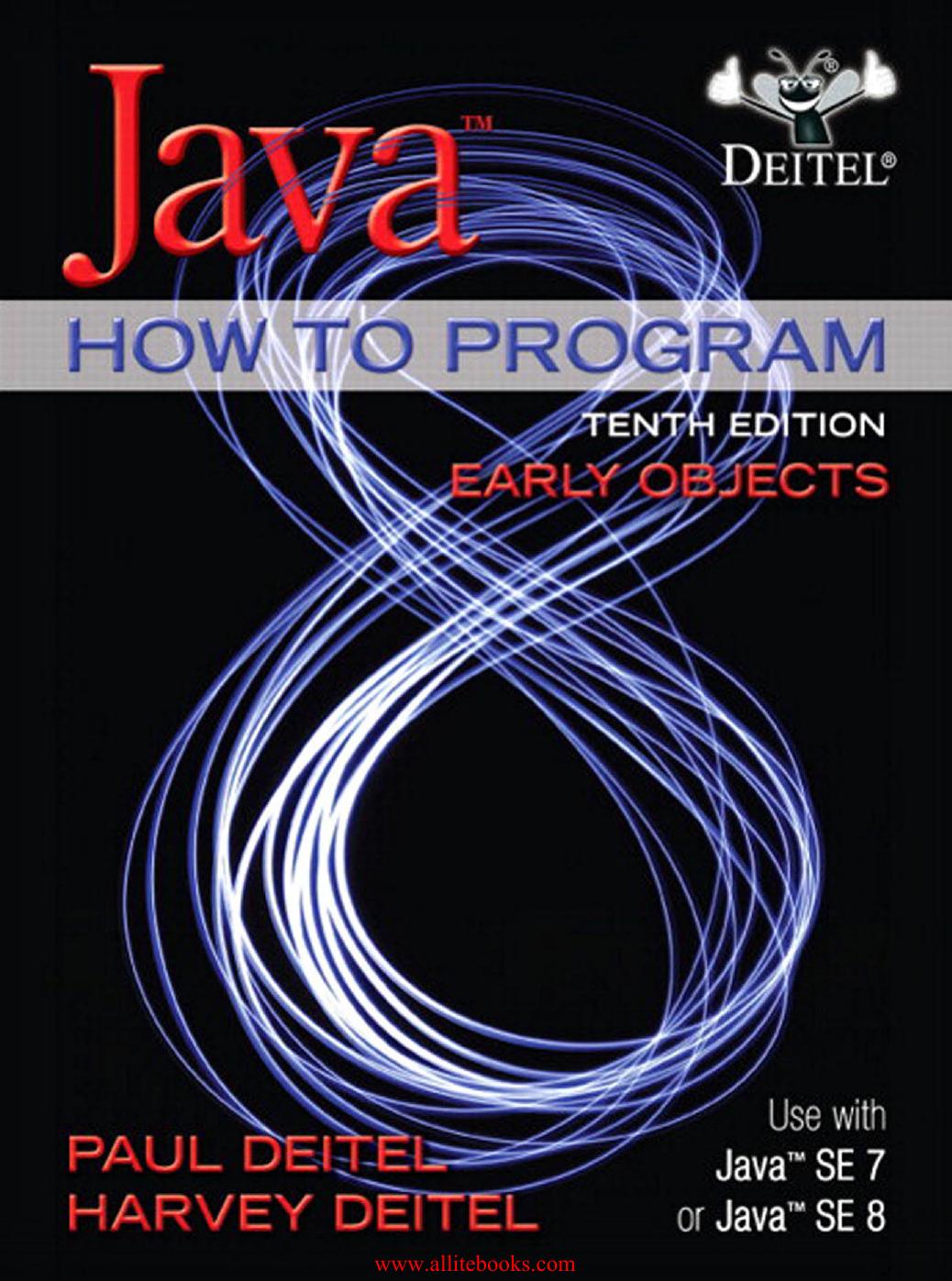 Java How to Program, 10th Edition | manualzz com