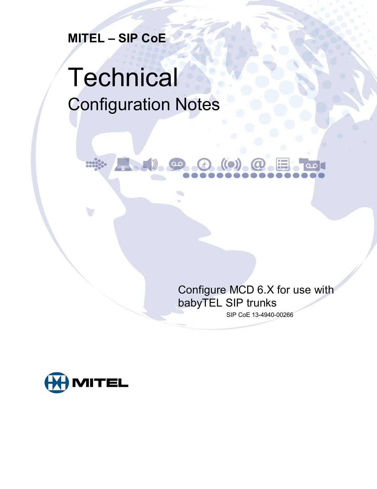 Mitel 3300 ICP | manualzz com