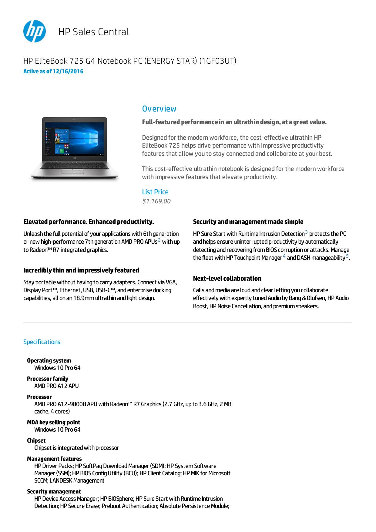 HP Sales Central | manualzz com