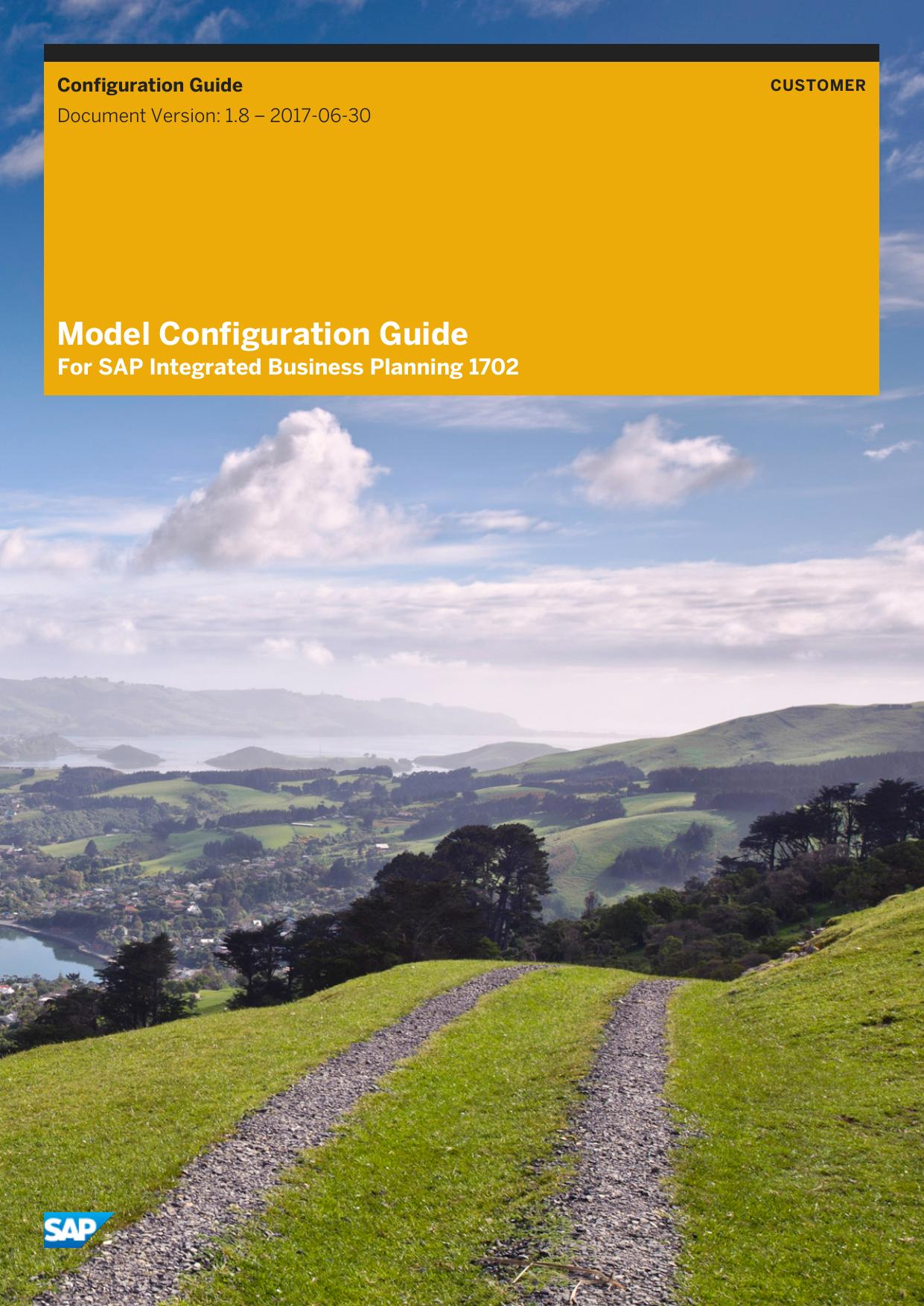Model Configuration Guide - English   manualzz com
