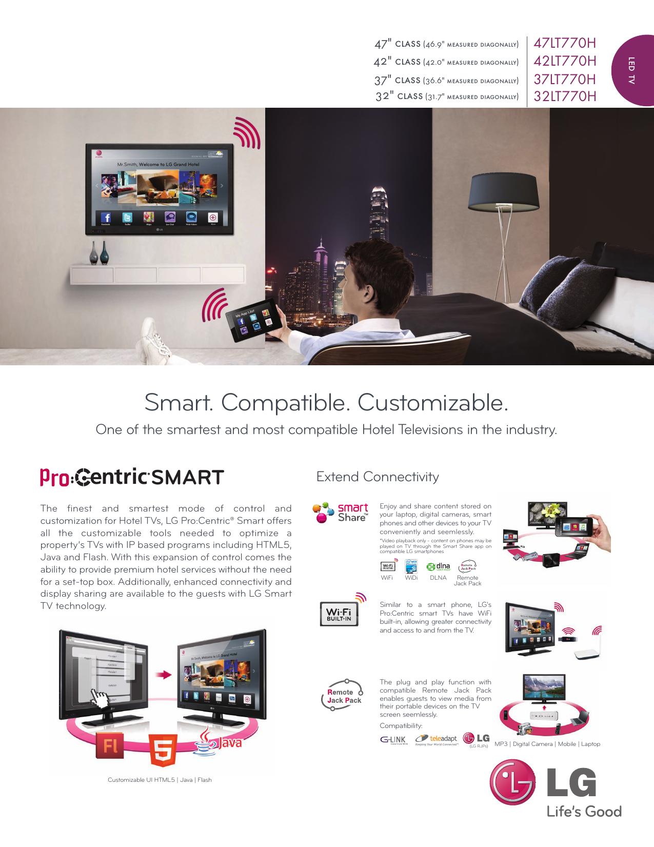 Smart  Compatible  Customizable  | manualzz com