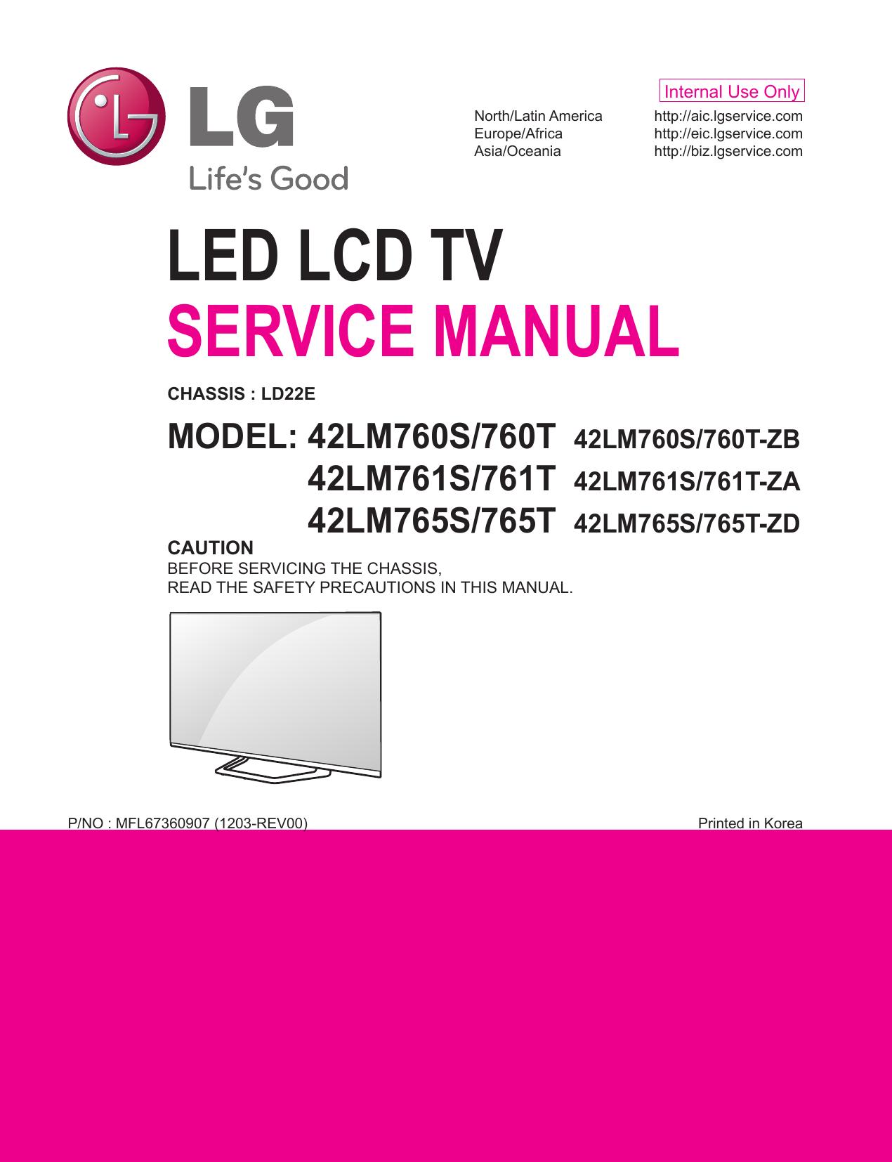LED LCD TV SERVICE MANUAL | manualzz com