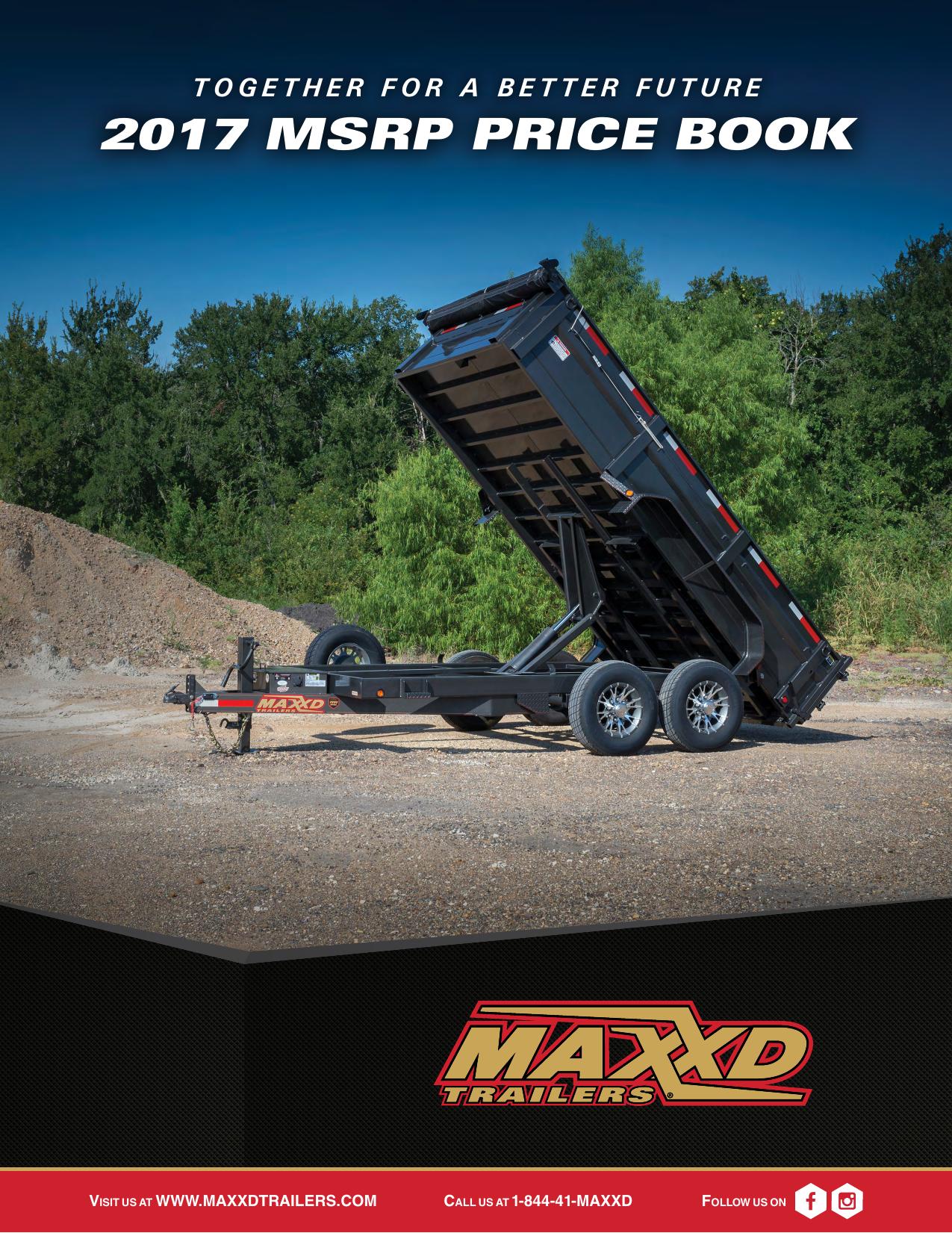2017 msrp price book | ManualzzManualzz