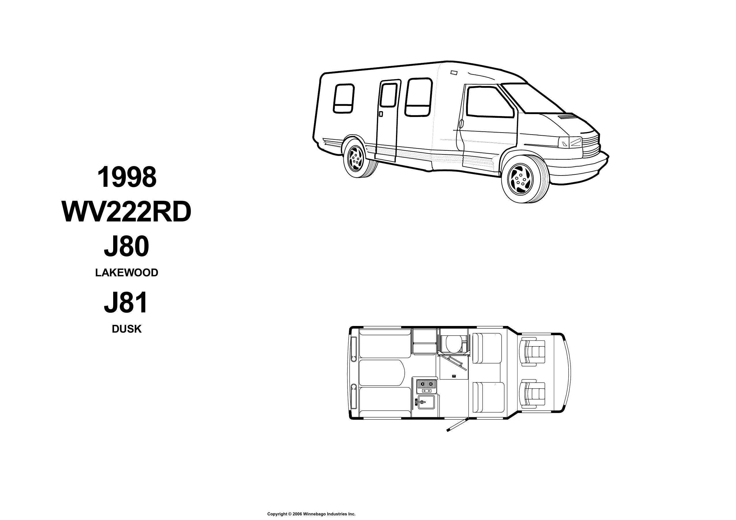 1998 WV222RD | manualzz com