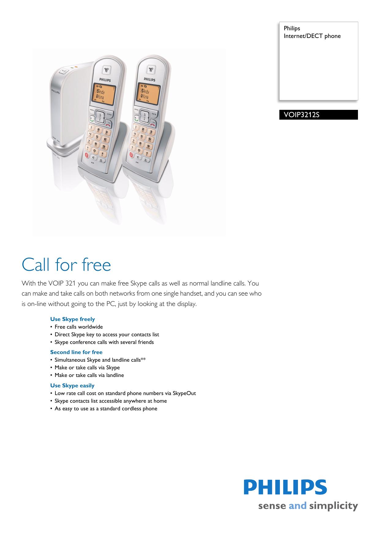 PHILIPS VOIP3212G37 INTERNET PHONE WINDOWS 8 DRIVER