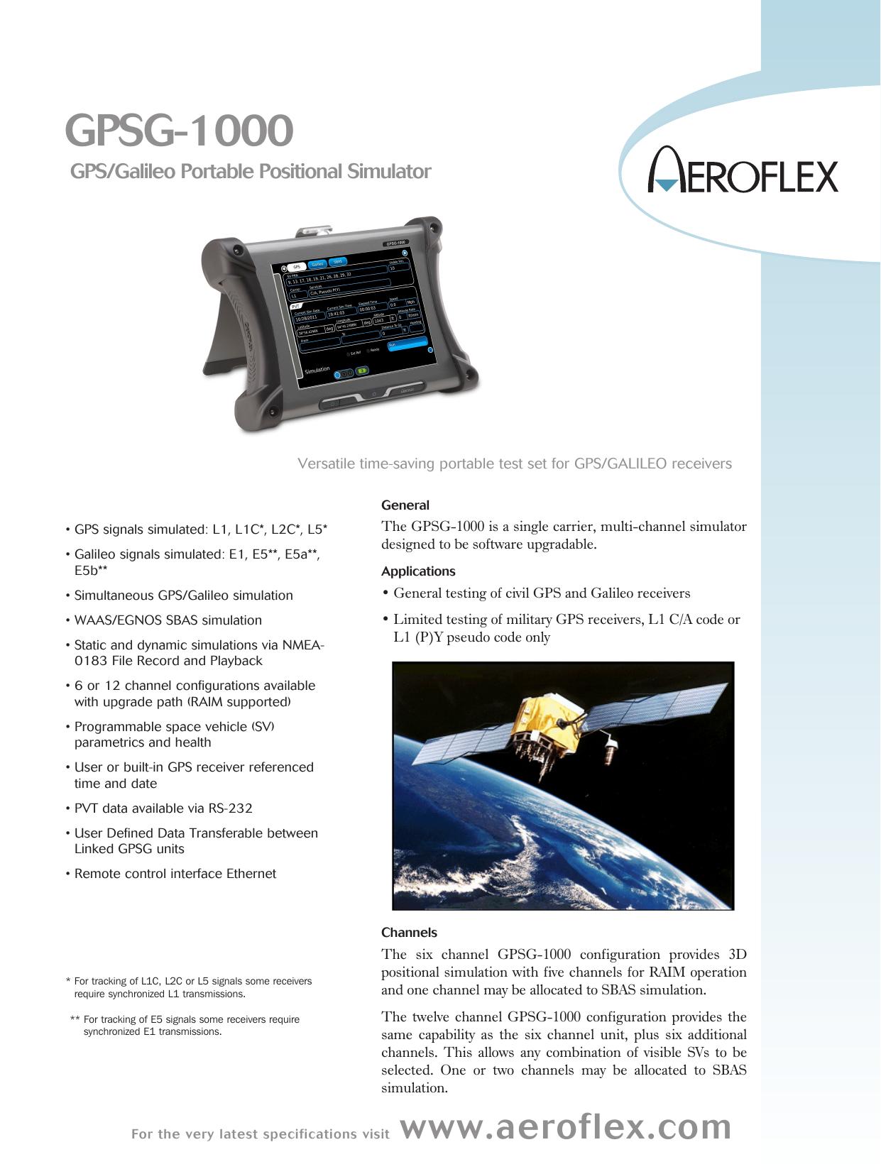 GPSG-1000 | manualzz com