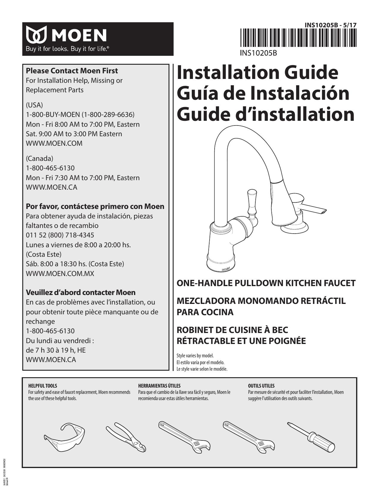 Installation Guide Guia De Instalacion Guide D Installation Manualzz