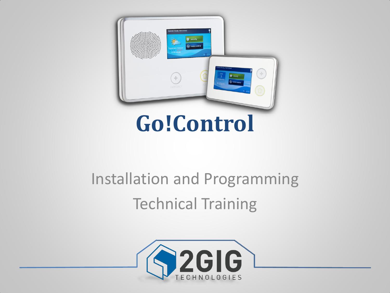 Go!Control