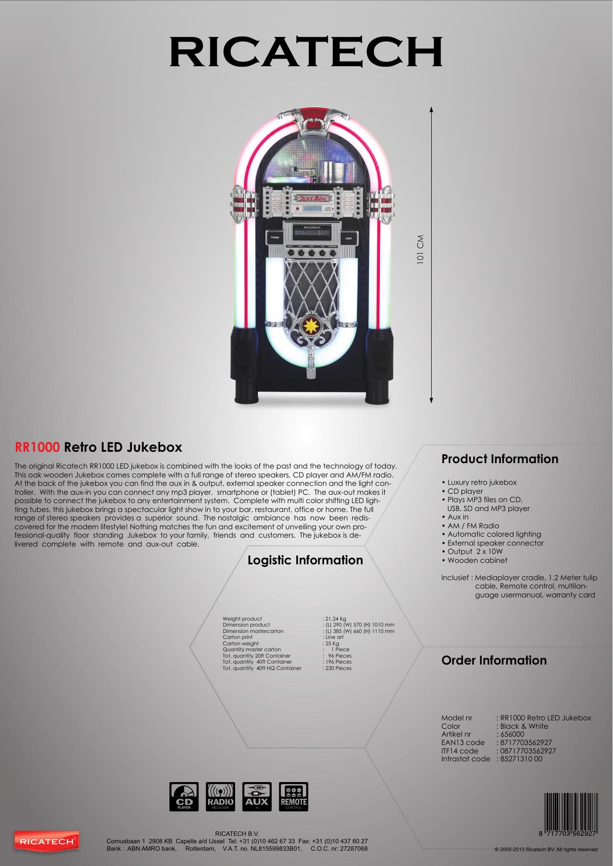 RR1000 Productsheet EN 1 1   manualzz com