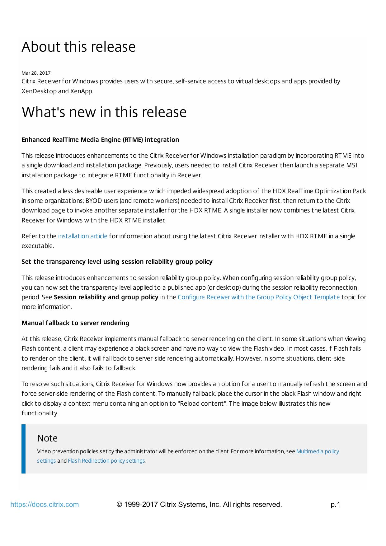 Citrix Receiver for Windows 4   manualzz com
