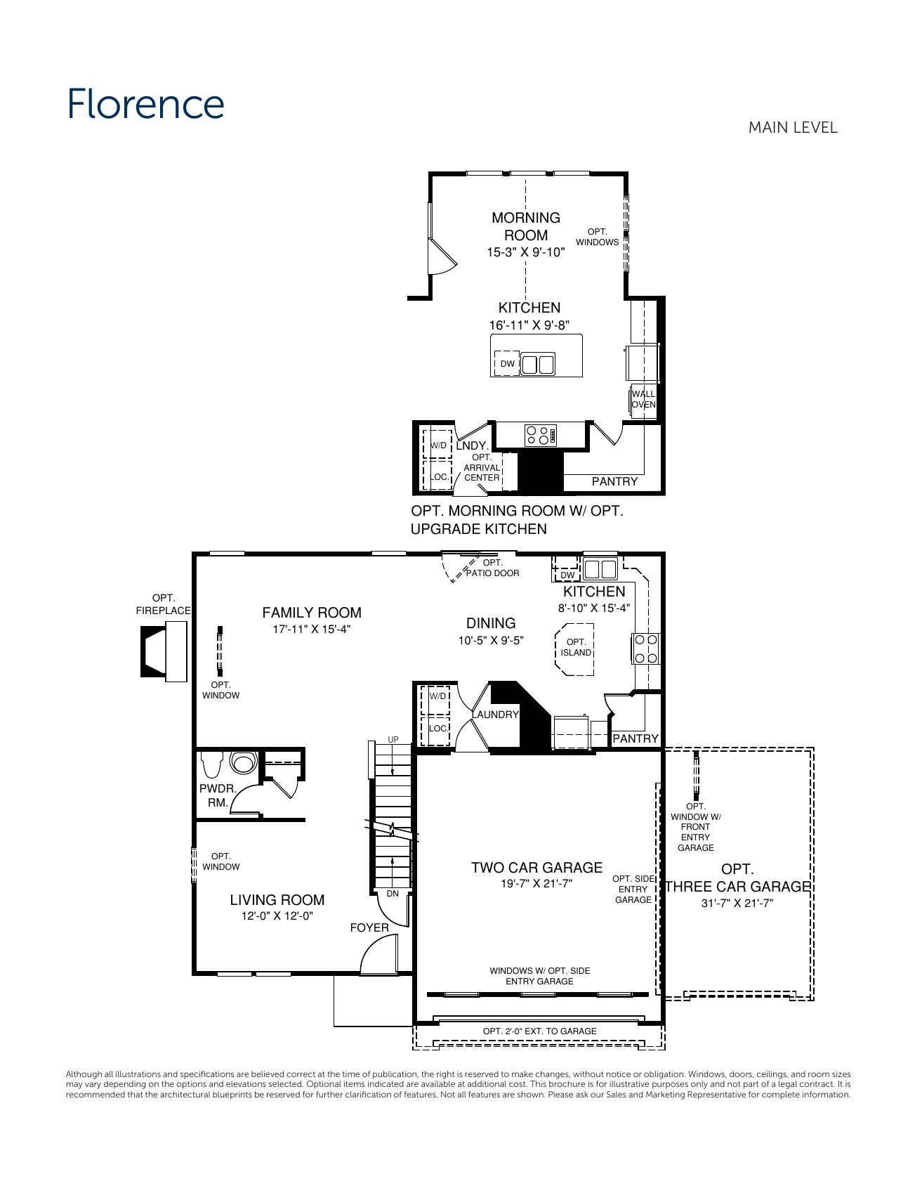 Florence - Ryan Homes | Manualzz