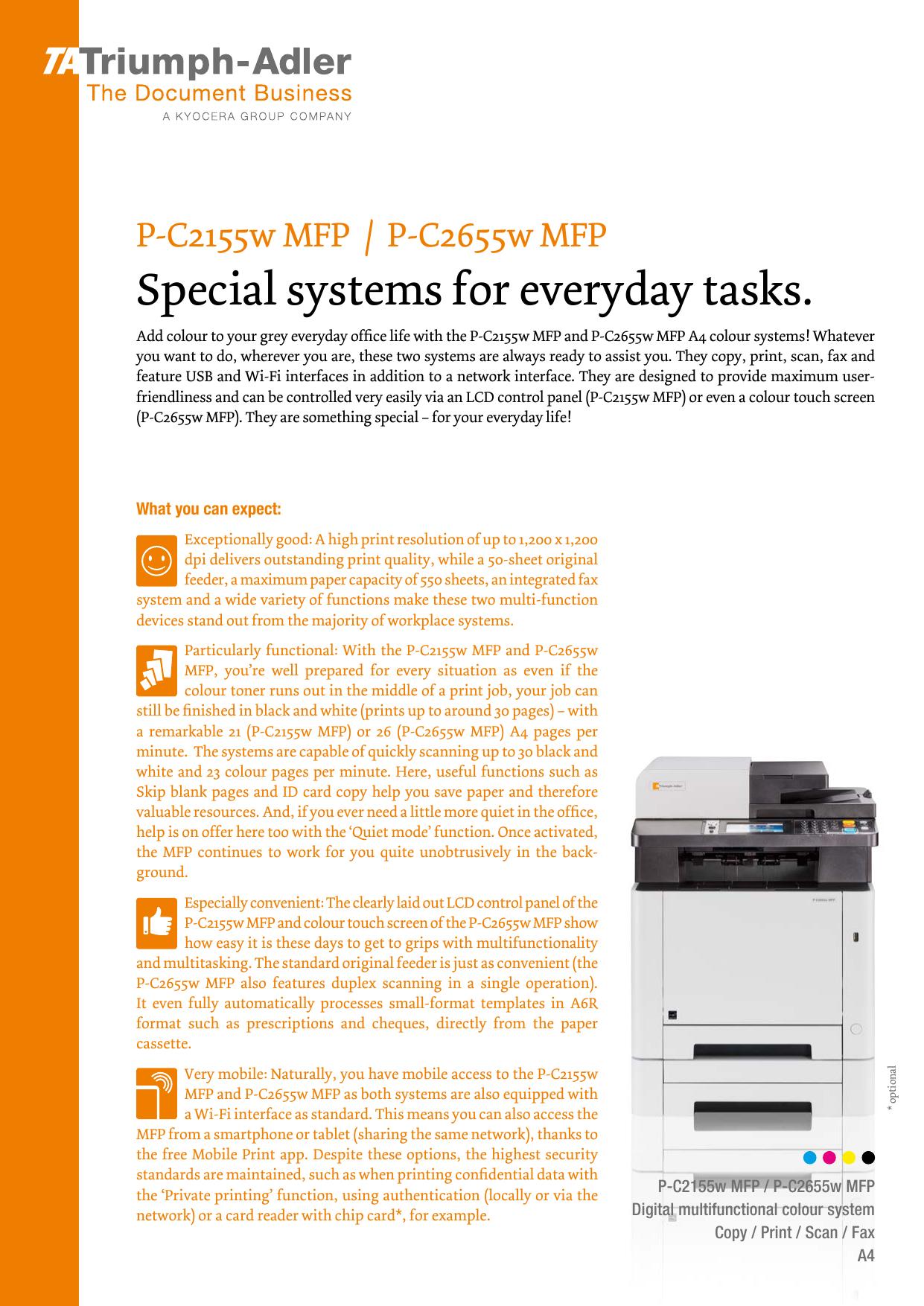 Special systems for everyday tasks  | manualzz com