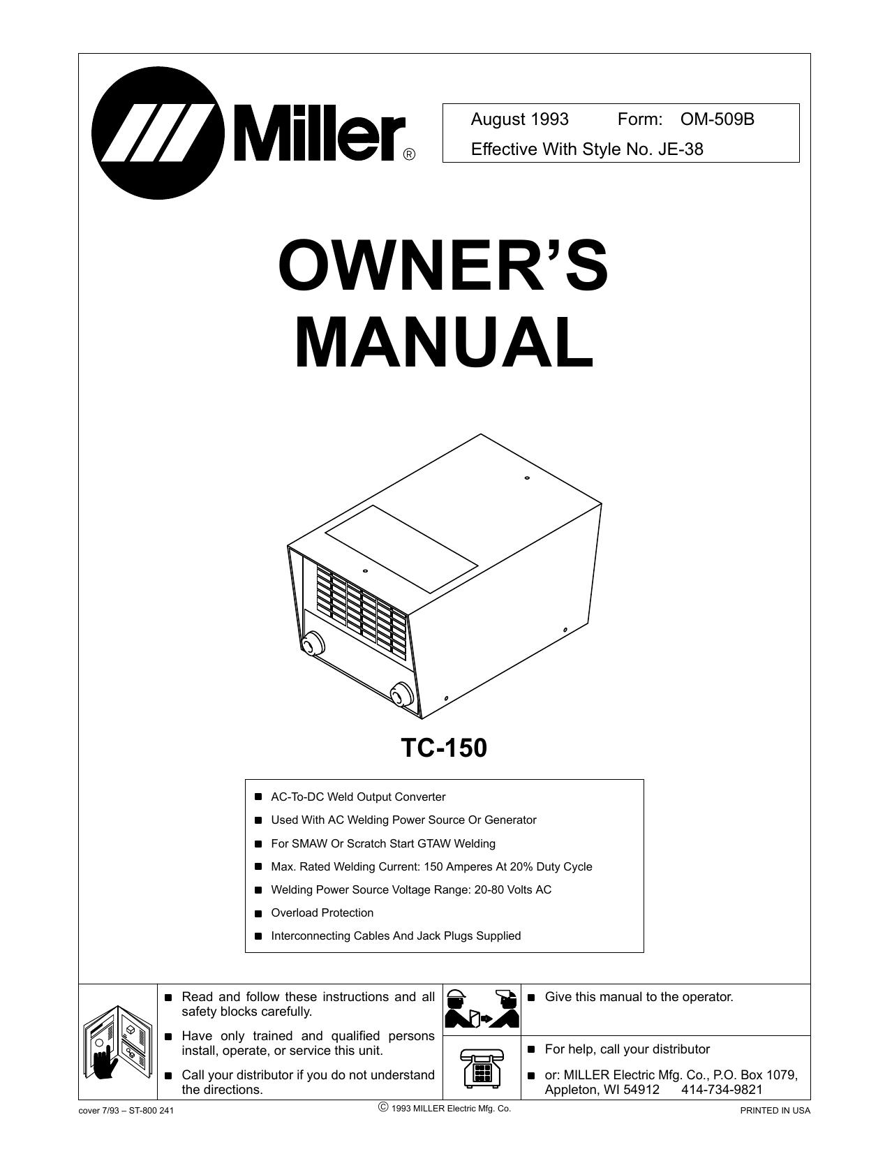 owner`s manual | manualzz com