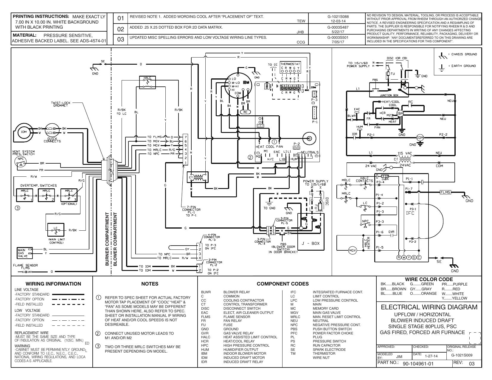 electrical wiring diagram | manualzz.com on