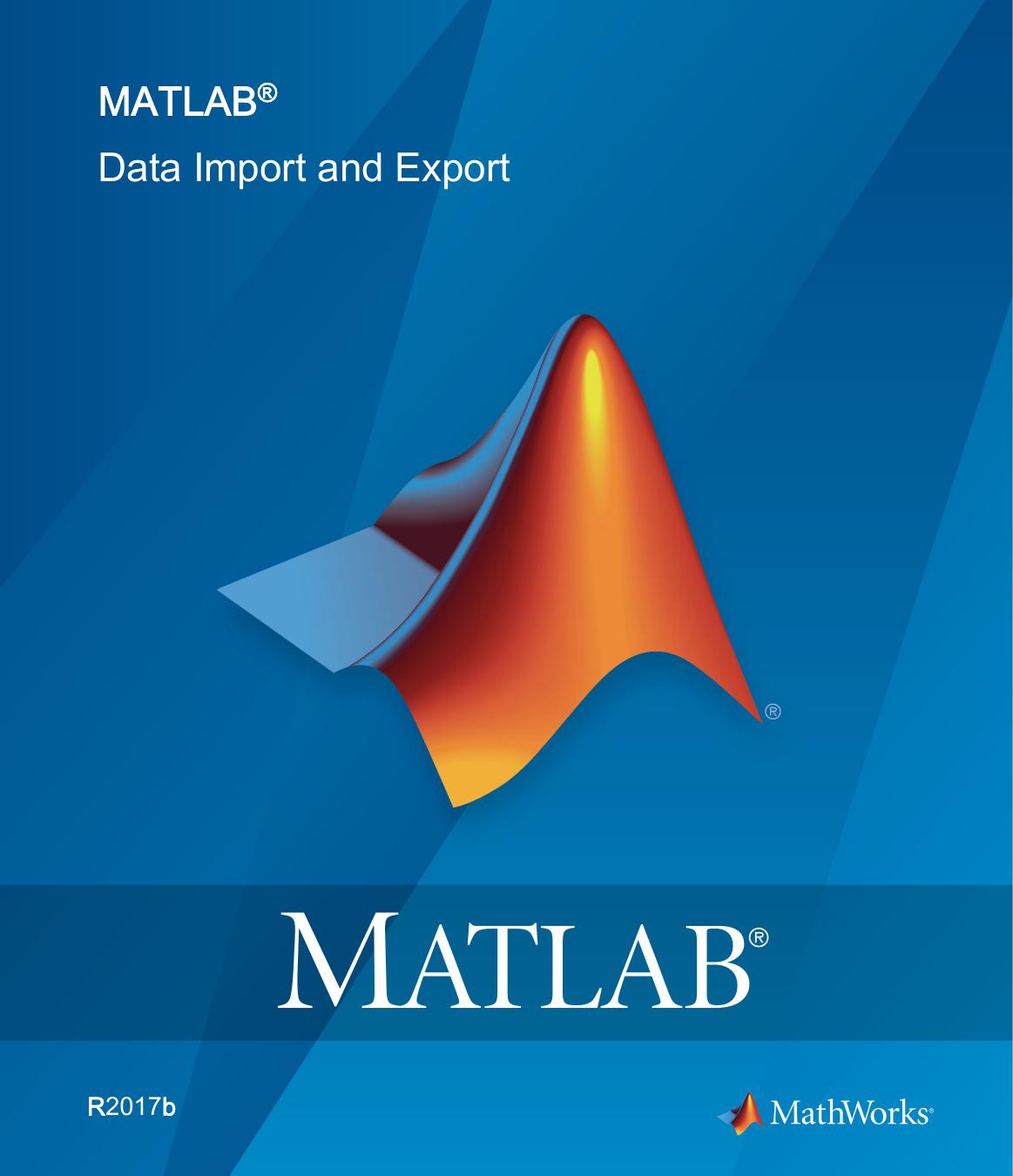 MATLAB Data Import And Export   manualzz com