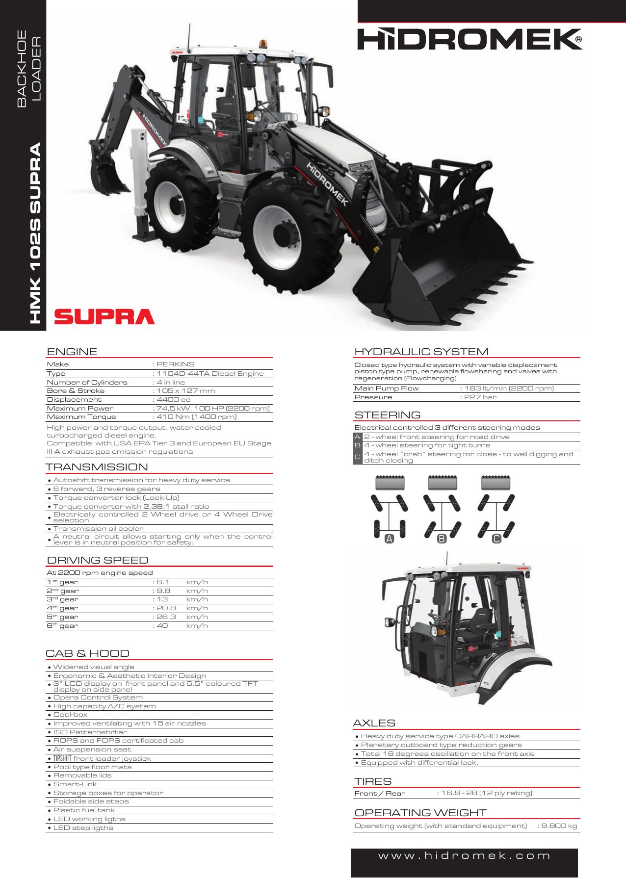 HMK 102S SUPRA | manualzz com