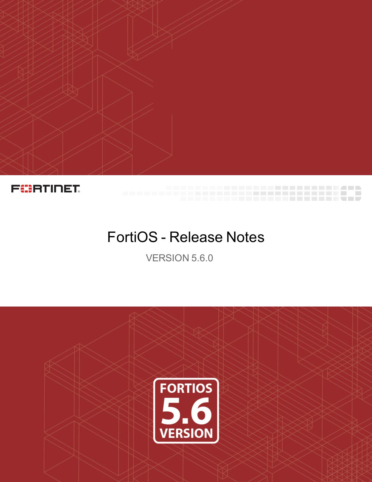 FortiOS 5 6 0 Release Notes | manualzz com