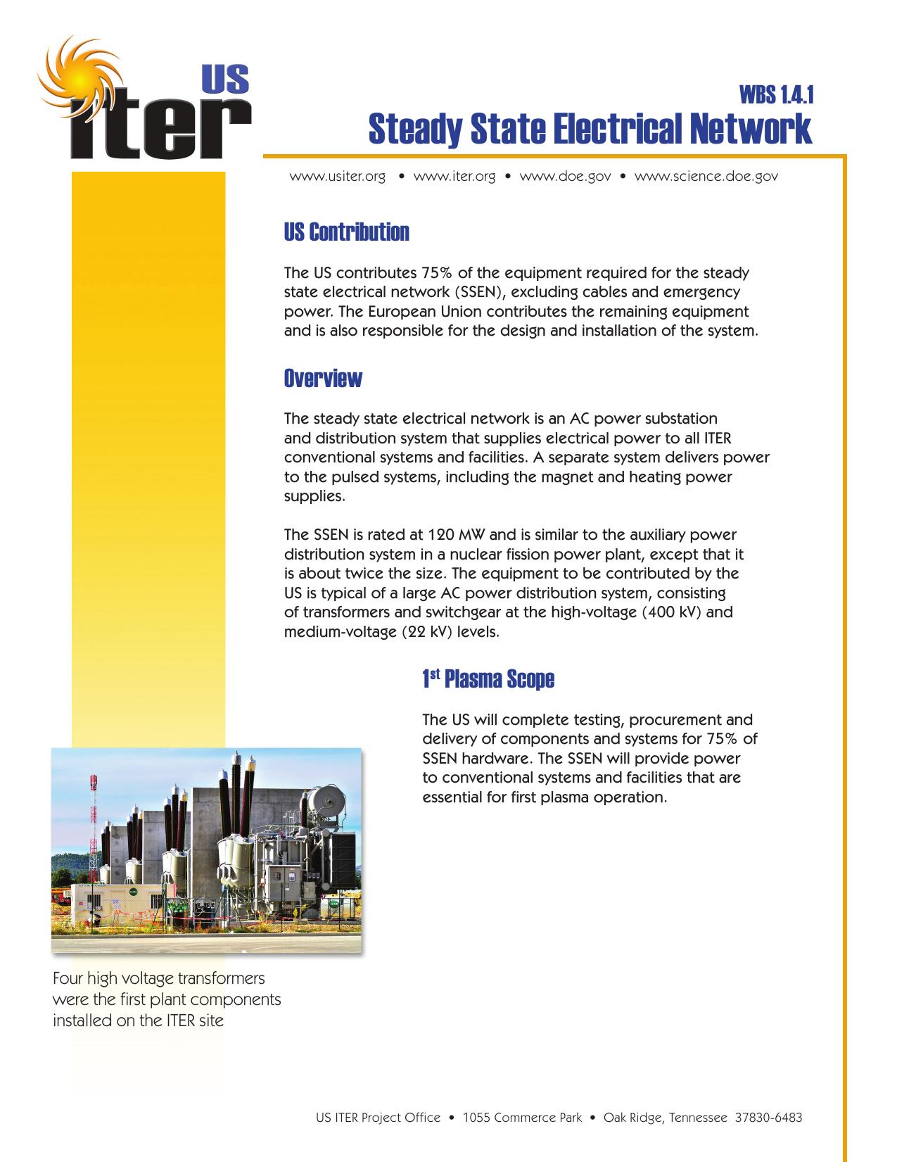 Steady State Electrical Network | manualzz com