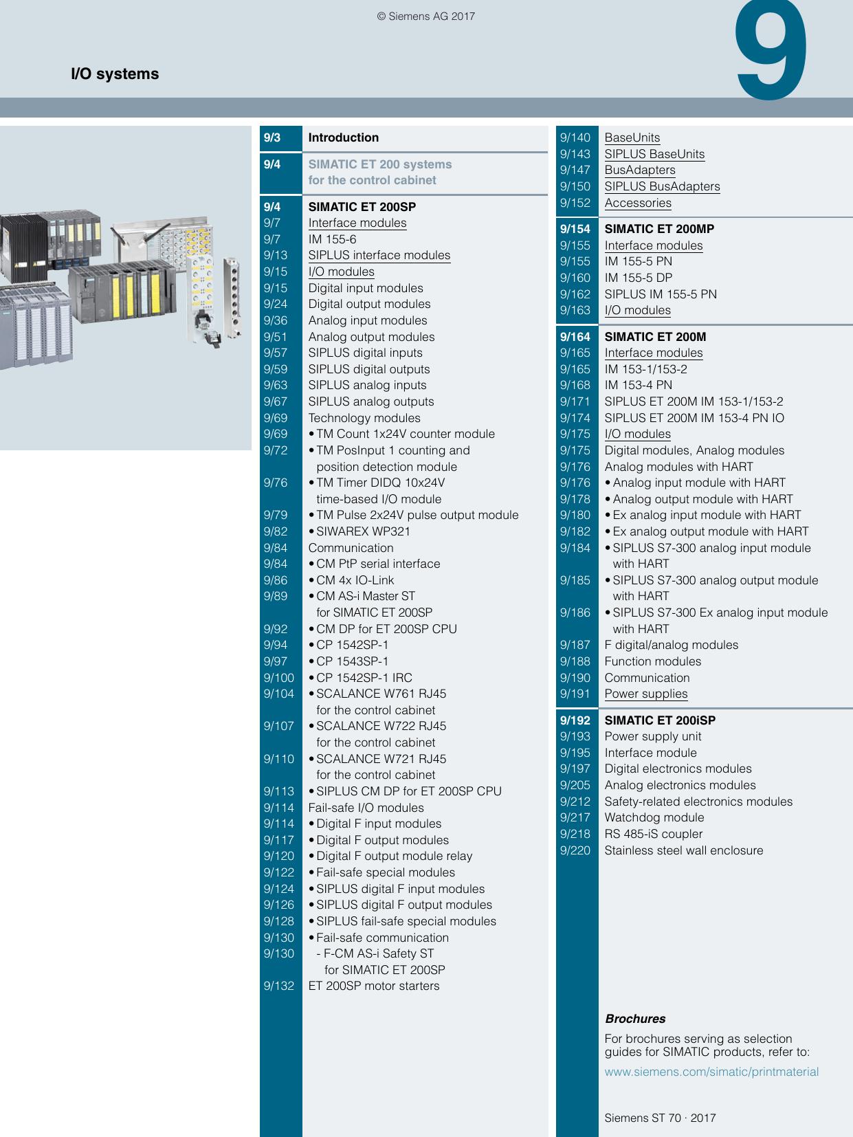 Siemens Simatic s7 PROFIBUS déconnection 6es7153-2aa01-0xb0//6es7 153-2aa01-0xb0